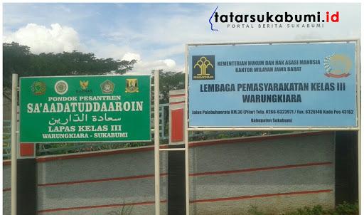 590 Warga Binaan Lapas Warungkiara Dapat Remisi, Inilah Syaratnya