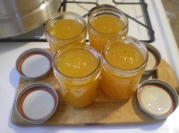 Pineapple Cantaloupe Marmalade Recipe