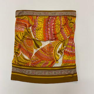 *SALE* Trina Turk Silk Jersey Skirt