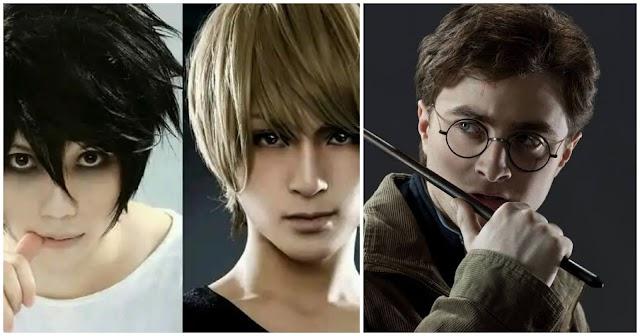Os Personagens de Death Note em Harry Potter classificados para suas casas em Hogwarts