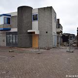 Begin sloopwerkzaamheden bankgebouwen en Chinees Oude Pekela