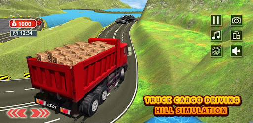 Truck Cargo Driving Hill Simulation: Truck Games - Apps on Google Play