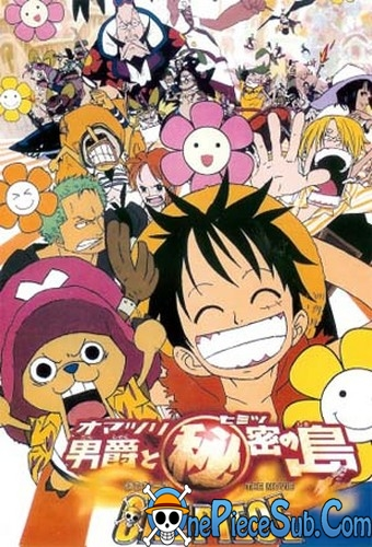 One Piece The Movie 6