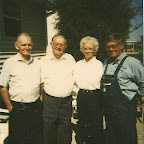 William (Bill), Charles Doris, Helen, Tommy Randalls children of Georgia Louise Gleaves