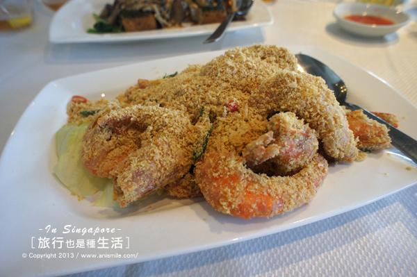 【走走新加坡】珍寶海鮮樓 辣椒螃蟹