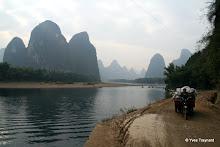 Rivière Li, entre Yangdi et Xingping