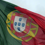 Portugese Flag by Sébastien Bertrand