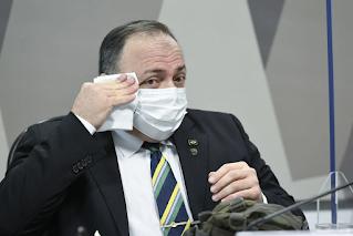 Pazuello é nomeado para cargo no Planalto com salário de R$ 16 mil