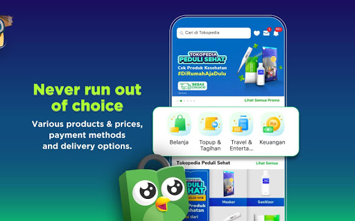 Tokopedia screenshot 11