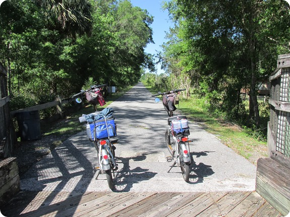 6e Trestle Bridge Over Suwannee River