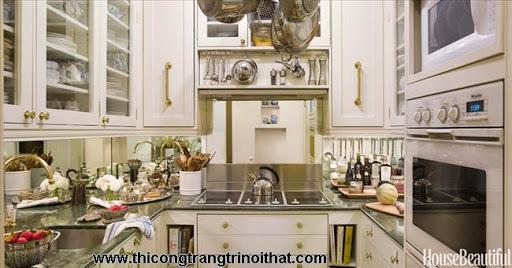 Những thiết kế thông minh cho nhà bếp nhỏ hẹp - <strong><em>Thiết kế nội thất</em></strong>-13