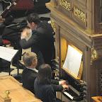 Pfingstsonntag - Pontifikalamt in der Stiftskirche - Uraufführung des
