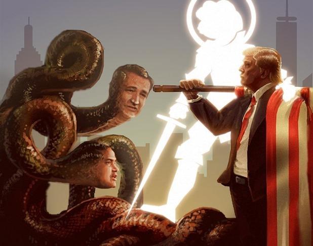 Trump-Snake-Tamer