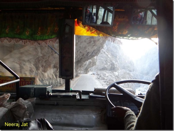 Bus to Kaza