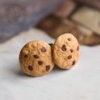 Choc Chip Cookie Studs