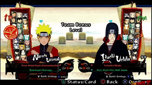 NEW!! NARUTO STORM 4 (MOD) NARUTO IMPACT PARA CELULARES ANDROID (PPSSPP) 2019