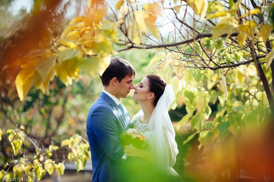 Свадебный фотограф Татьяна Суярова (TatyanaSuyarova). Фотография от 26.10.2015