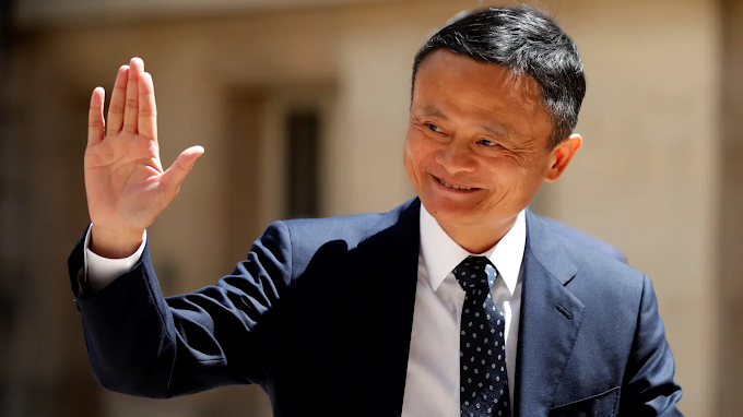 Jack Ma Makes First Appearance Since October After Government Cracked Down On His Business