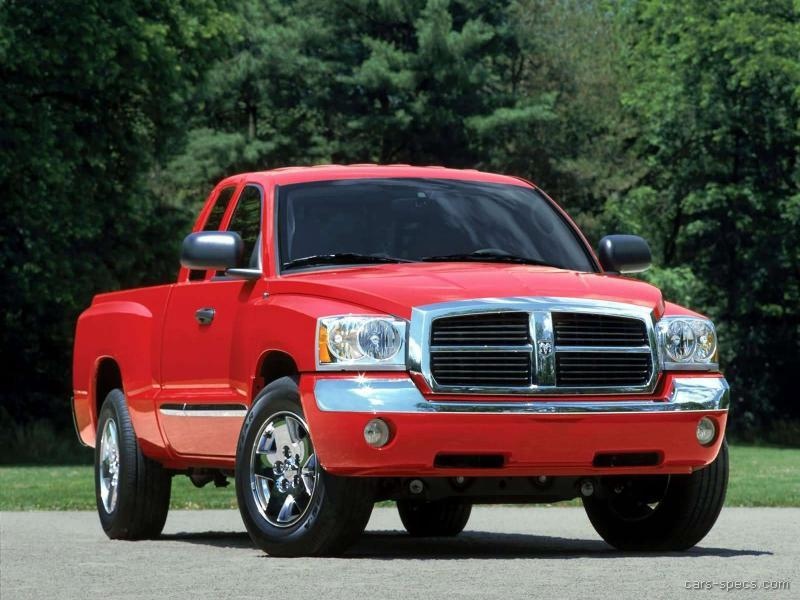 2005 dodge dakota club cab specifications pictures prices. Black Bedroom Furniture Sets. Home Design Ideas