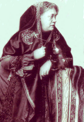Helena Petrovna Blavatsky 2, Helena Petrovna Blavatsky