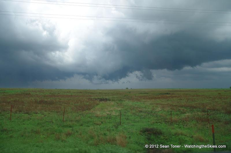 04-14-12 Oklahoma & Kansas Storm Chase - High Risk - IMGP0397.JPG