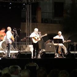 """Concert de """"Los 5 del este"""" i """"Sonor"""" a les festes de Sant Llorenç 2018"""