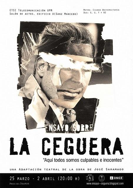 Miguel ngel moreno ensayo sobre la ceguera la obra de for Ensayo sobre la ceguera