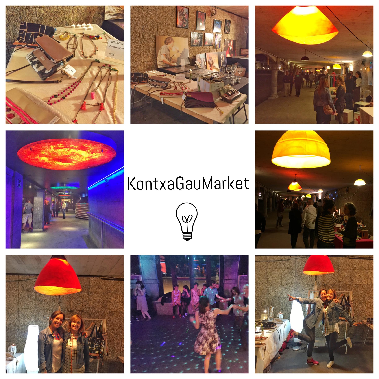 KOntxa gau market