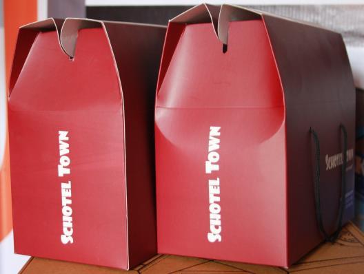 Kemasan Makanan , Packaging Box untuk Kue