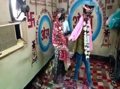 प्रेमी युगल ने भागकर की शादी, फिर सोशल मीडिया पर वीडियो पोस्ट कर घरवालों को दी जानकारी