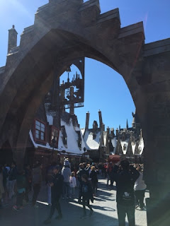 Welcome to Hogsmeade!