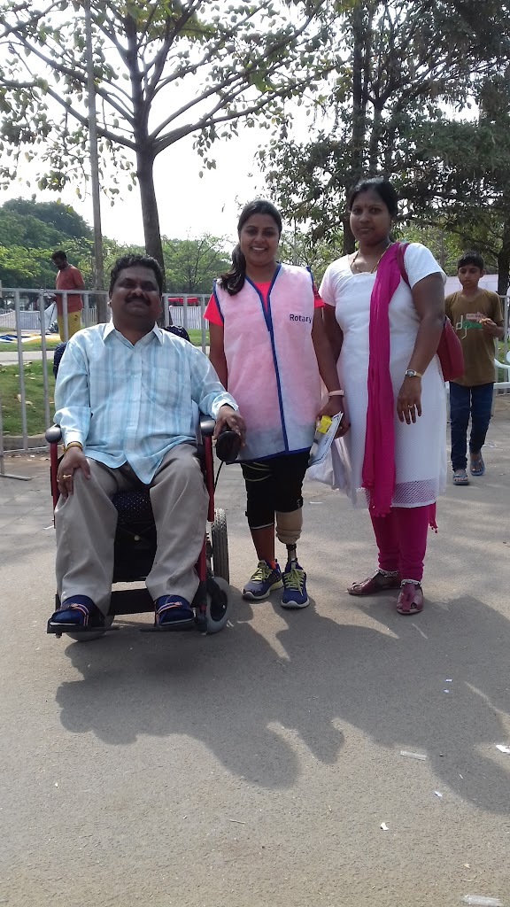 WOW Foundation was Community Partner for Rotathon, 5km walk for a literate India - 20160228_095635.jpg