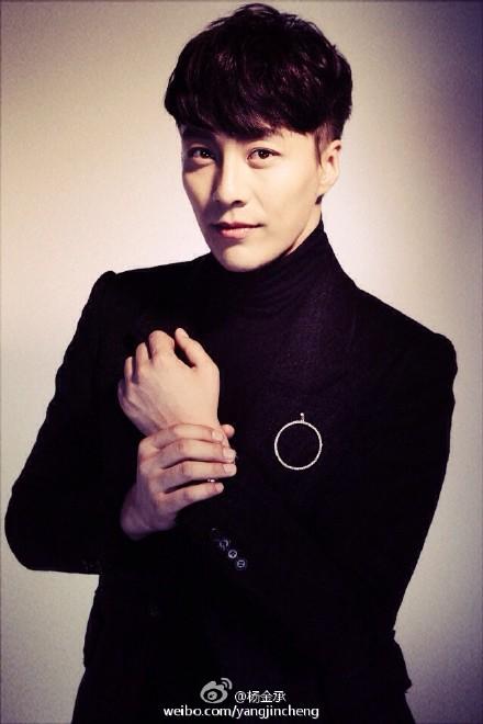 Yang Jincheng China Actor