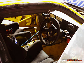 Drift Car interior