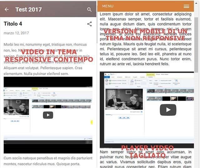 video-responsive