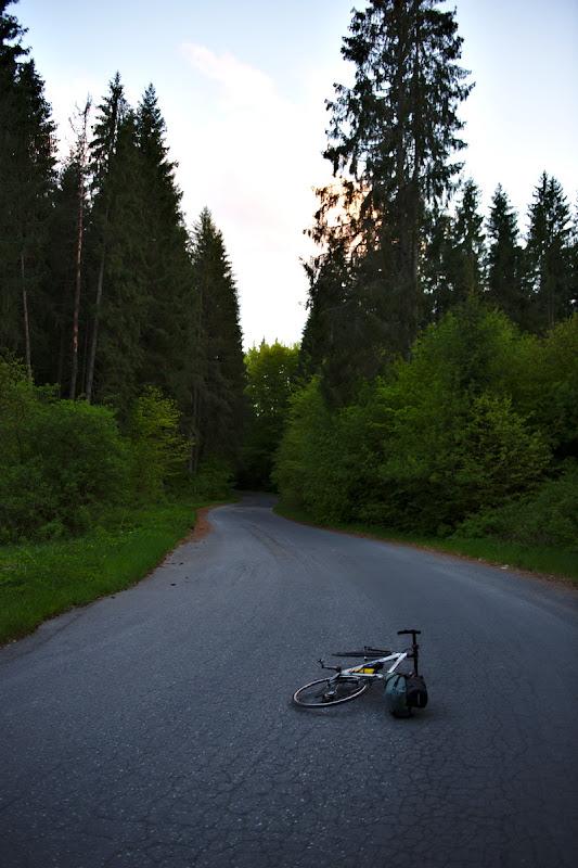 Drumuri perfecte si verde crud.