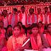 अलीगंज : छठ पूजा समिति ने कार्यकर्ताओं को किया सम्मानित
