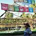 Meriahkan Happiness Festival  Suasana Bambu Di Taman Menteng Jakarta