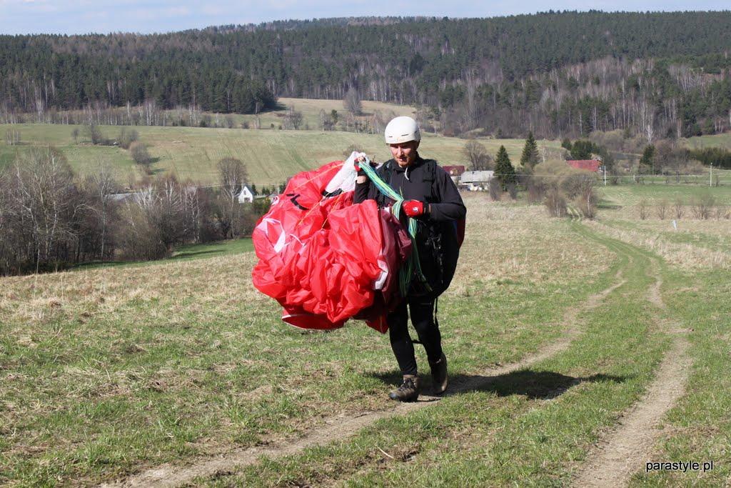 Szkolenia paralotniowe Kwiecień 2011 - IMG_5412.JPG