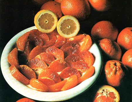 cedro limone mandarino lime