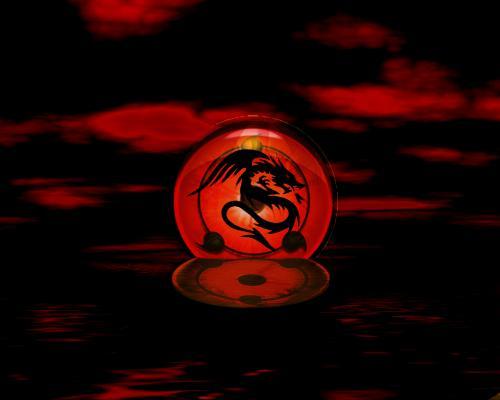 Bloody Dragon Circle, Dragons