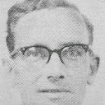 1962 Hugh Nelson who died in accident at Lulworth Mar 1963.jpg