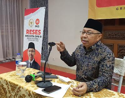 Reses Bersama Tokoh Ormas Se Kota Bekasi, Mahfudz Dorong Peningkatan UMKM