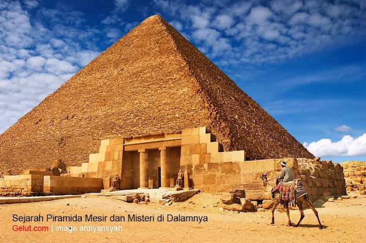 sejarah piramida mesir sejarah piramida mesir Sejarah Piramida Mesir dan Misteri yang Perlu Kita Ketahui sejarah piramida mesir