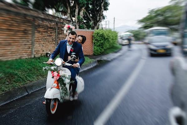 Fotógrafo de bodas Andrés Osorio lizarralde (andresosorio). Foto del 15.12.2016