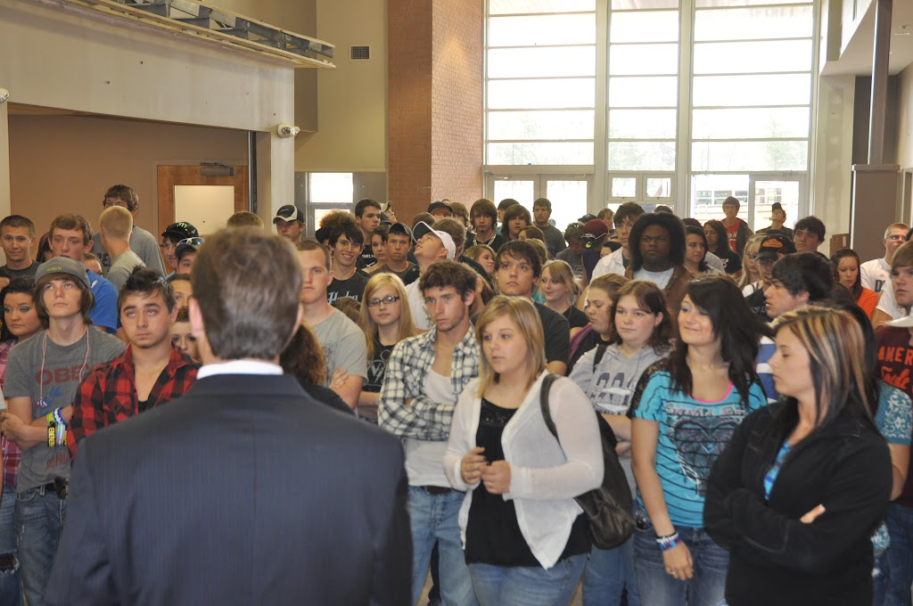 Genoa Central, Fouke, and Arkansas High visit UACCH-Texarkana - DSC_0068.JPG