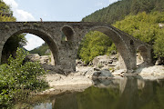 Дяволския мост край Ардино