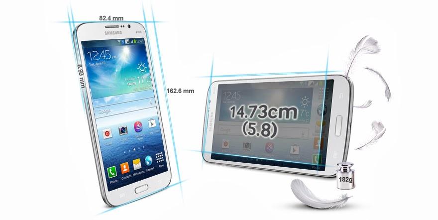 Hp Android Terbaru Samsung Galaxy Mega