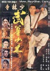 Heroes From Shaolin -Lò võ thiếu lâm