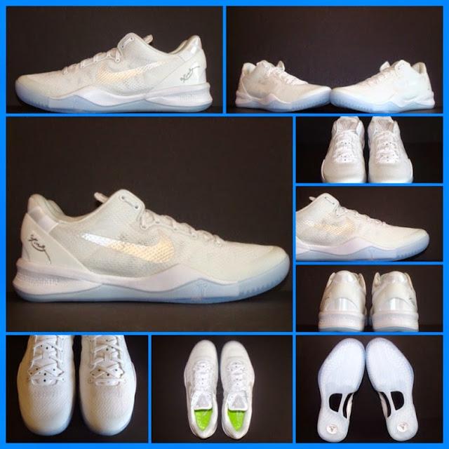 "87c8a11f0cb Nike Kobe 8 ""Last Chapter"" Promo Sample - CNSMNT"